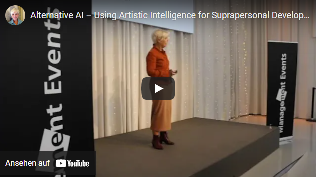 Alternative AI – Using Artistic Intelligence for Suprapersonal Development
